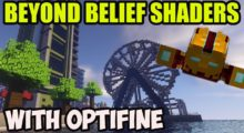 Mod Beyond Belief Legacy Shaders for Minecraft 1.15/1.14.4/1.14