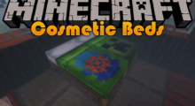 Mod Cosmetic Beds for Minecraft 1.15/1.14.4
