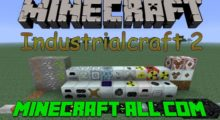 Mod Industrial Craft 2 for Minecraft 1.13.2/1.12.2