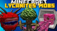 Mod Lycanite's Mobs for Minecraft 1.14.4/1.12.2