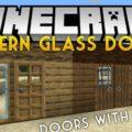 Modern Glass Doors Mod