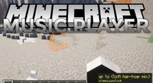 Mod Music Player (YouTube, SoundClound) for Minecraft 1.15/1.14.4