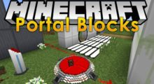 Mod Portal Blocks for Minecraft 1.13.2/1.12.2