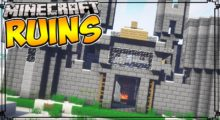 Mod Ruins (Dungeon generation) for Minecraft 1.15/1.14.4/1.14