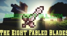 Mod The Eight Fabled Blades for Minecraft 1.14.4