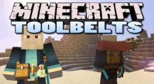 Mod Tool Belt for Minecraft 1.14.4/1.13.2