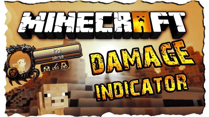 ToroCraft's Damage Indicators
