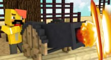 Mod Valkyrien Warfare for Minecraft 1.15/1.14.4/1.12.2