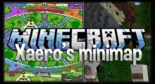 Mod Xaero's Minimap for Minecraft 1.14.4/1.14/1.13.2/1.12.2
