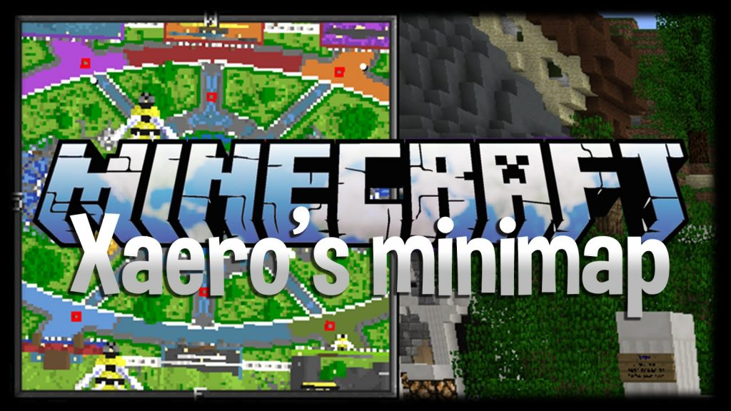 Mod Xaero's Minimap for Minecraft 1.14.4/1.14/1.13.2/1.12.2