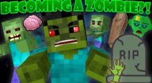 Mod Zombie Players for Minecraft 1.12.2
