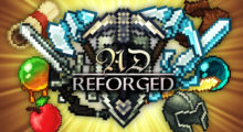 Reforged (New Weapons) Mod for Minecraft 1.12.2