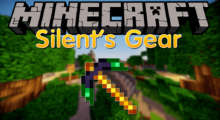 Mod Silent Gear for Minecraft 1.14.4
