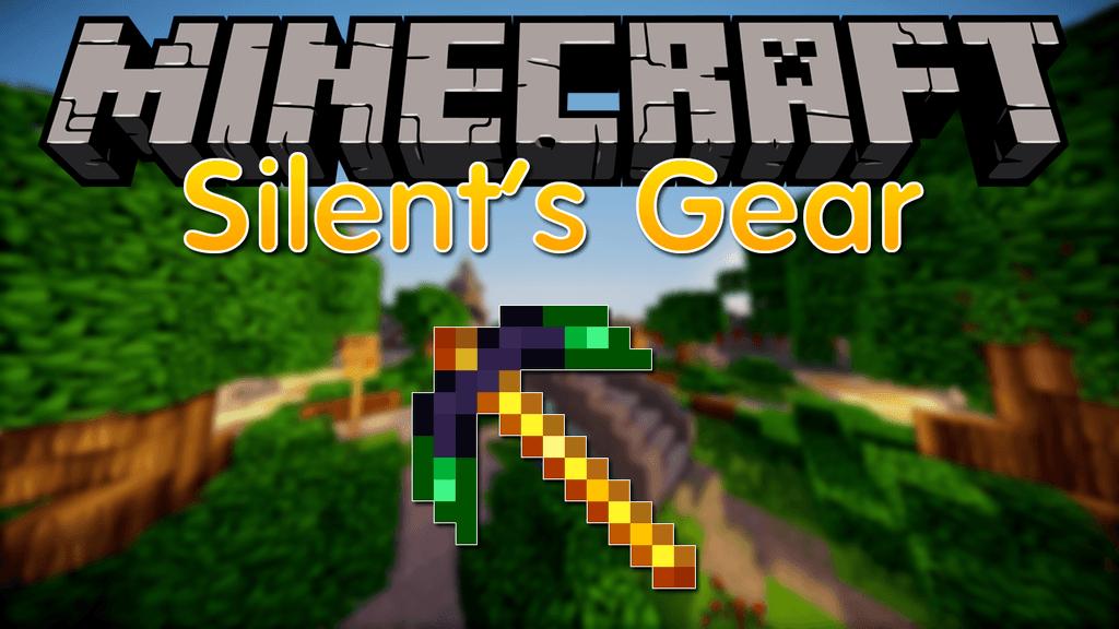 Mod Silent Gear for Minecraft 1.14.4