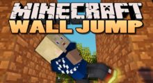 Mod Wall Jump Remake for Minecraft 1.12.2