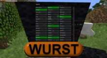 Wurst Hacked Client for Minecraft 1.14.4/1.14