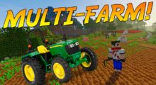 AutoFarmer Mod for Minecraft 1.14.4