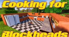 Cooking for Blockheads Mod for Minecraft 1.14.4