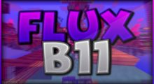 Flux B11 Hacked Client for Minecraft 1.8.8/1.8