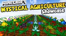 Mystical Agriculture Mod for Minecraft 1.14.4/1.12.2