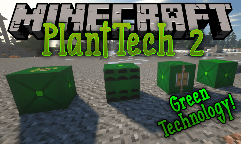 PlantTech 2 Mod for Minecraft 1.14.4/1.14.3
