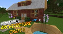 Architecture Mod for Minecraft 1.14.4/1.14