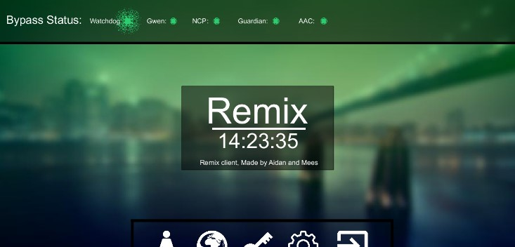 Hacked Client Remix for Minecraft 1.13.2