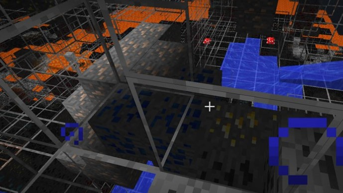 Xray resourcepack, transparent texture for Minecraft 1.14.4/1.14.3/1.14/1.13.2