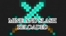 Mine and Slash Mod for Minecraft 1.14.4/1.12.2