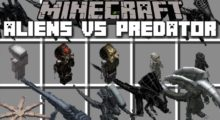 Aliens vs Predator Mod for Minecraft 1.14.4/1.13.2