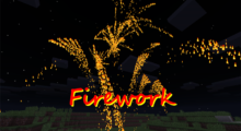 Creative Fireworks Mod for Minecraft 1.15.1/1.14.4