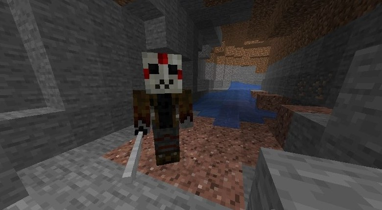 Horror Movie Monsters Mod for Minecraft 1.15/1.14.4