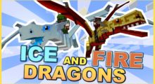 Ice and Fire Mod for Minecraft 1.12.2