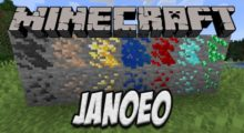 JANOEO Mod for Minecraft 1.14.4