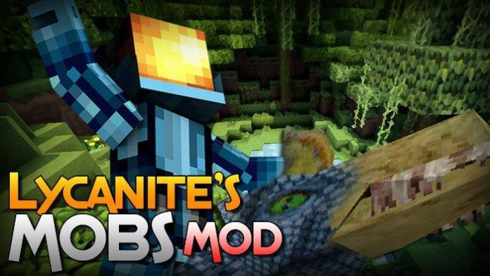 Lycanites Mobs Mod for Minecraft 1.15.1/1.15