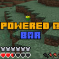 Overloaded Armor Bar Mod for Minecraft 1.15.1/1.15