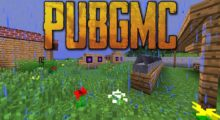 PUBG Mod for Minecraft 1.13.2/1.12.2