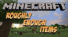 Roughly Enough Items Mod for Minecraft 1.15.1/1.15