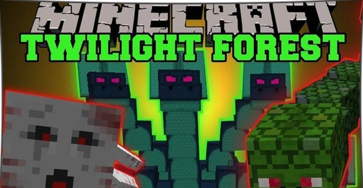 Twilight Forest Mod for Minecraft 1.13.2/1.12.2