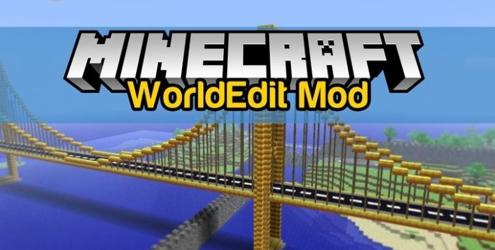 WorldEdit Mod for Minecraft 1.14.4/1.14.3