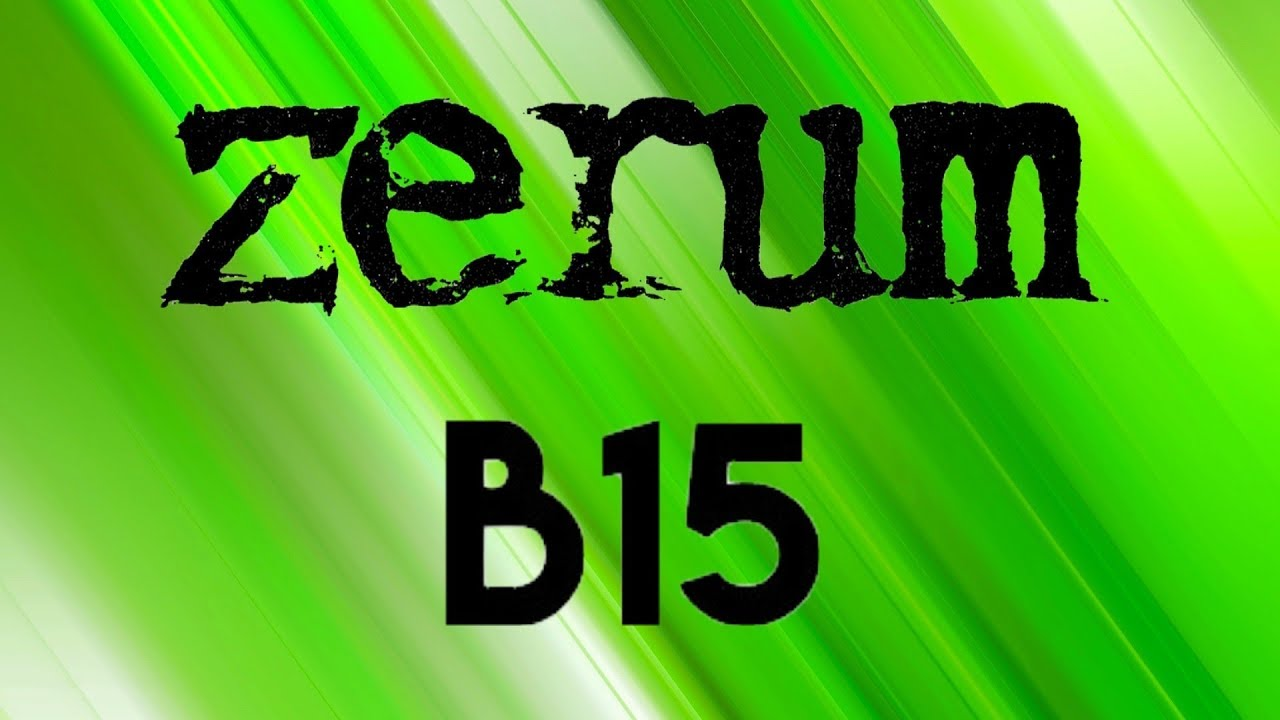 Zerum Hacked Client for Minecraft 1.14/1.13.2/1.13