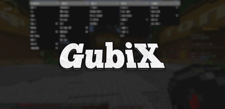 GubiX Hacked Client for Minecraft 1.15.1/1.15