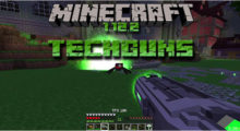 Techguns (More weapons) Mod for Minecraft 1.12.2