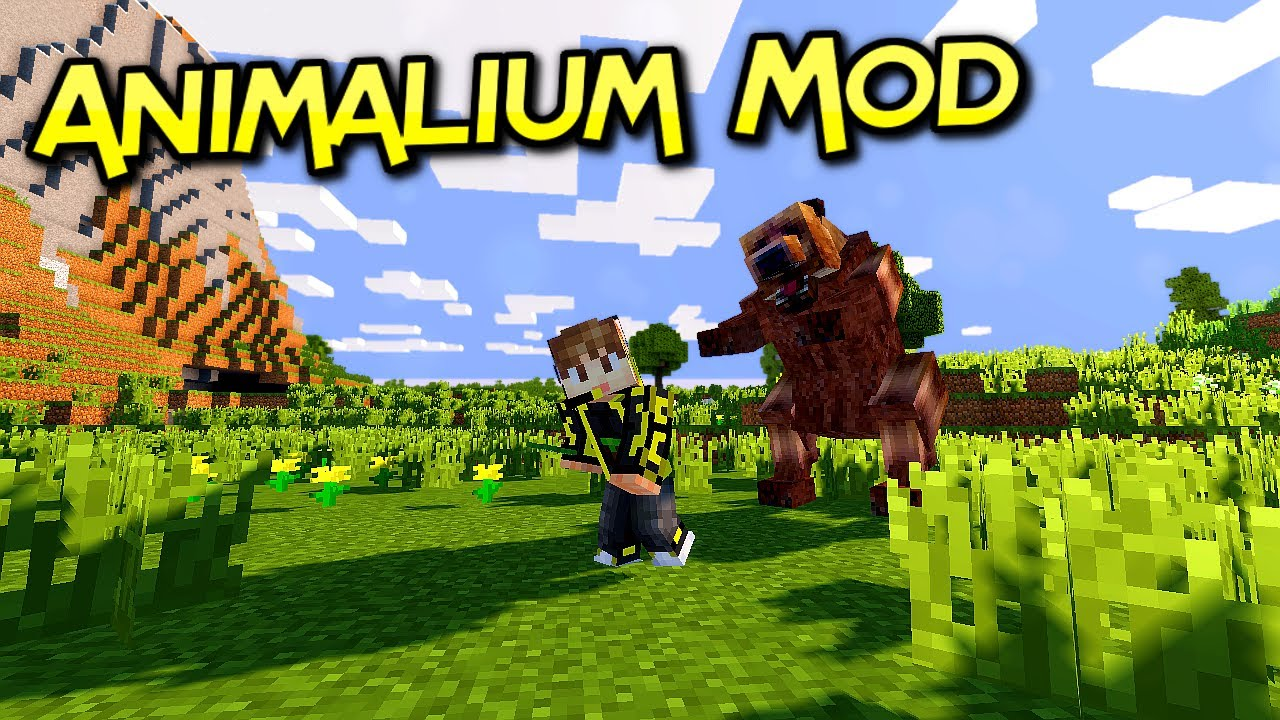 Animalium Mod for Minecraft 1.15.1/1.15/1.14.4