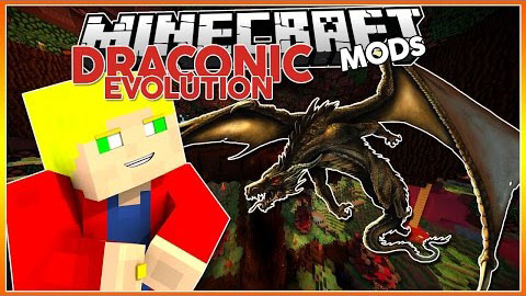 Draconic Evolution Mod for Minecraft 1.12.2