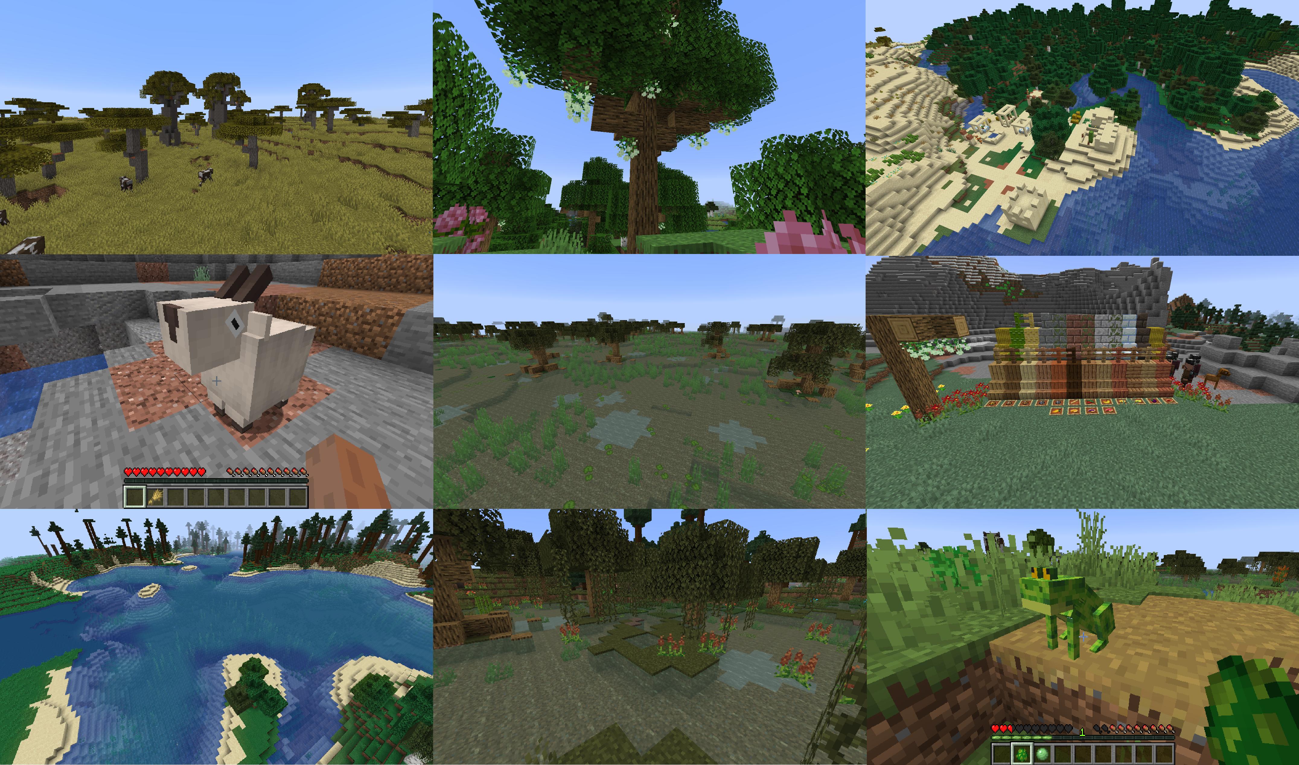Enhanced Vanilla Java Edition Mod For Minecraft 1 15 1 14 4 Download Mods For Minecraft