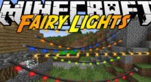 Fairy Lights Mod for Minecraft 1.14.4/1.12.2