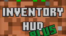 Inventory HUD+ Mod for Minecraft 1.15.1/1.15/1.14.4