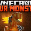 Lava Monsters Mod for Minecraft 1.15.2/1.14.4