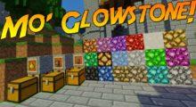 Mo' Glowstone Mod for Minecraft 1.15.1/1.15/1.14.4